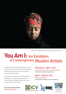 Poster YouAmI 2013